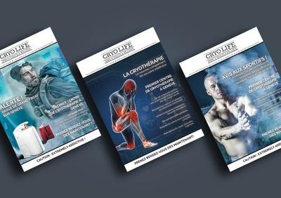 Cryolife Flyers